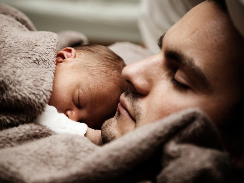 Haz que tu bebé duerma del tirón