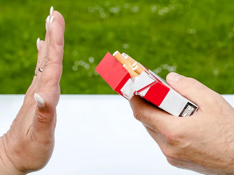 Un medicamento para dejar de fumar