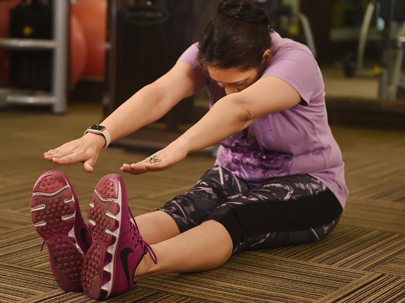 Seis ejercicios para hacer en casa