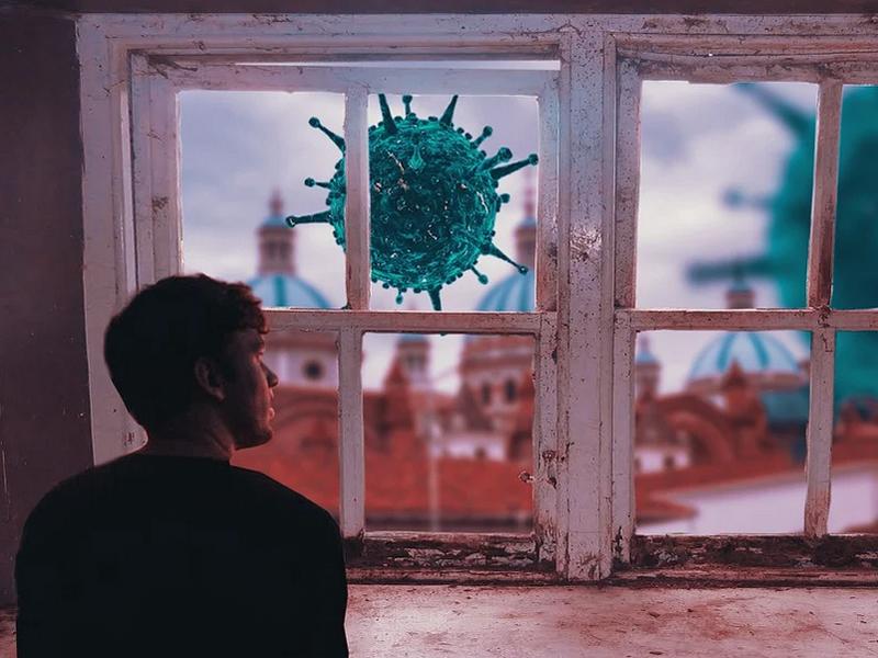 Caen las cifras de fallecidos por coronavirus