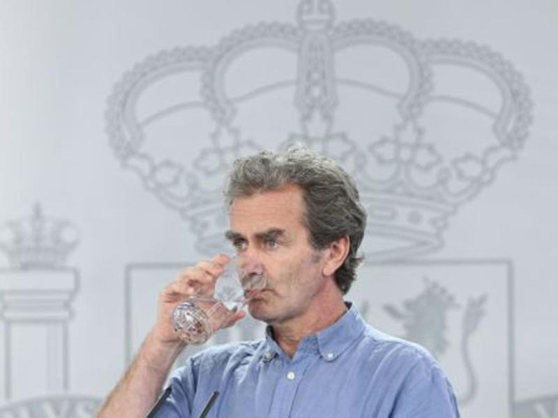 Fernando Simón pone fecha a la vacuna del coronavirus