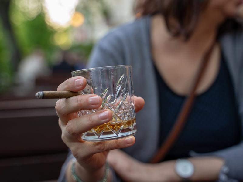 Sanidad recomienda no fumar en las terrazas