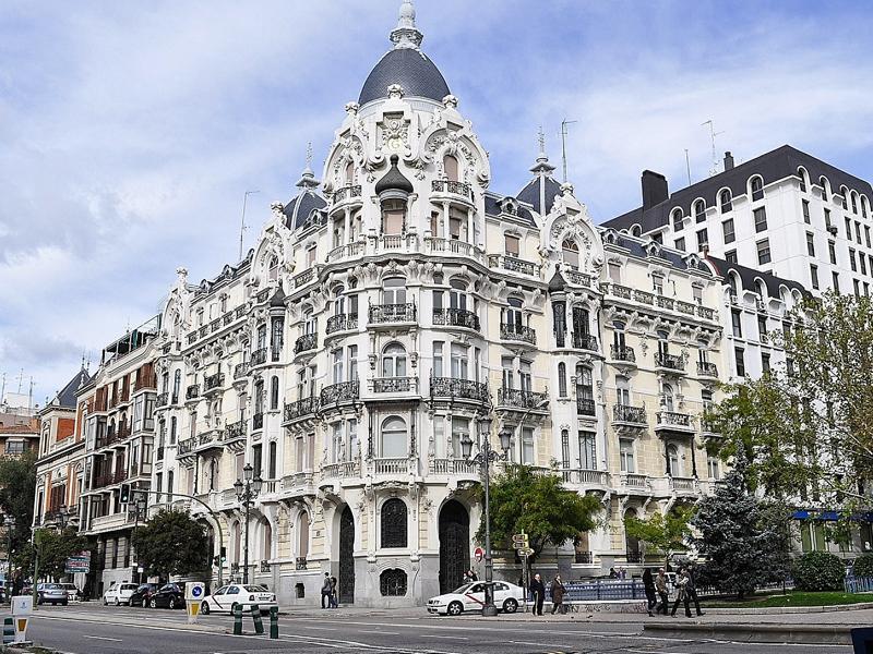 Los contagios suben un 413% en Madrid en una semana