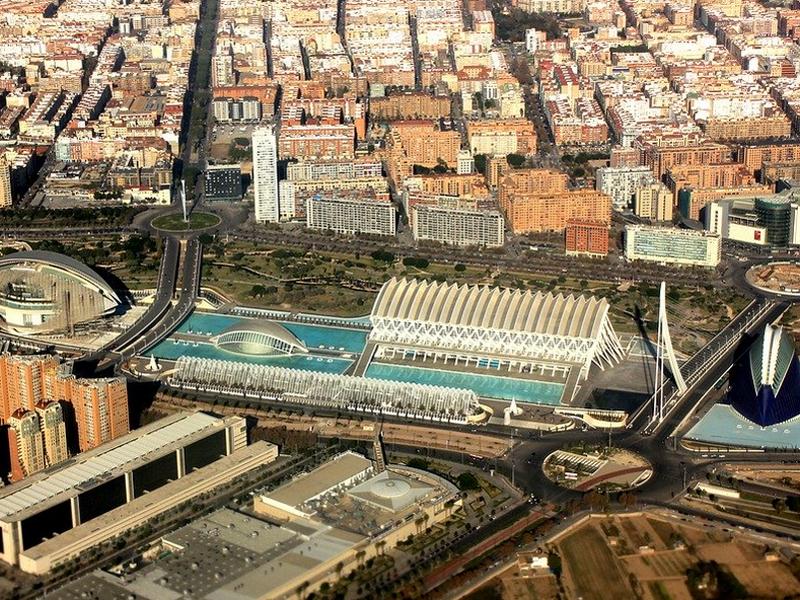 Los barrios de Valencia con más coronavirus