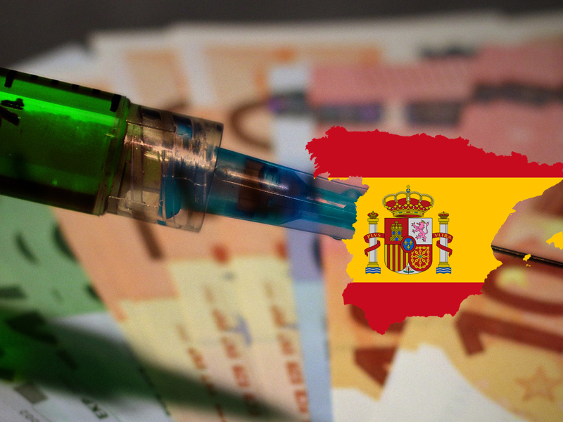 ¿Cuánto costaría vacunar a toda España contra el coronavirus?