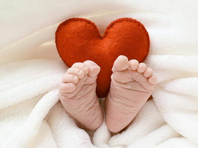 Reconstruyen el corazón de una bebé con cardiopatía congénita
