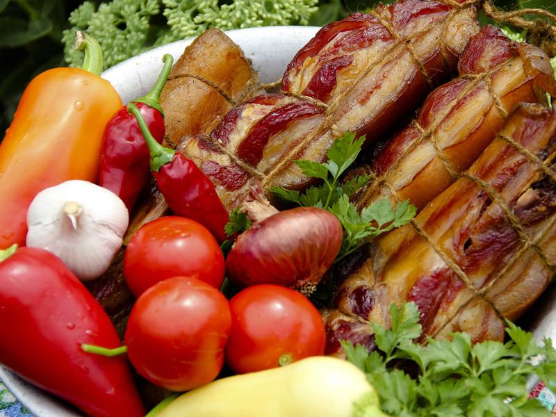La dieta es la gran arma contra el coronavirus