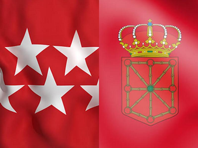 ¿Por qué hay Estado de Alarma en Madrid y no en Navarra?