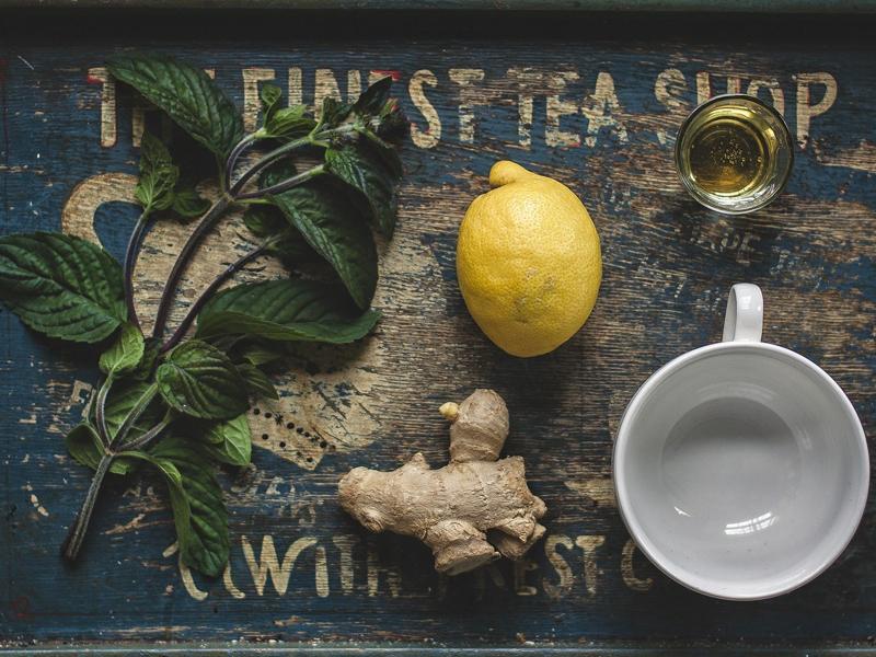 La magia del té verde