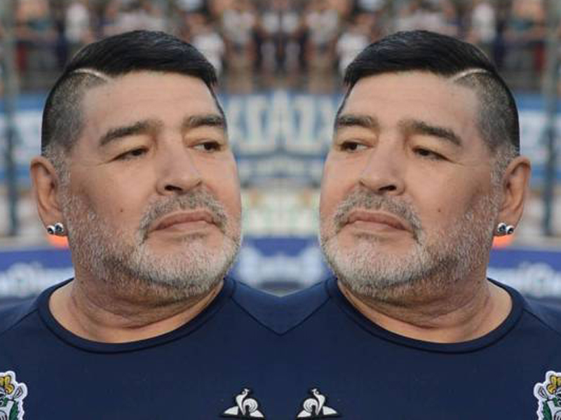 El historial médico de Maradona