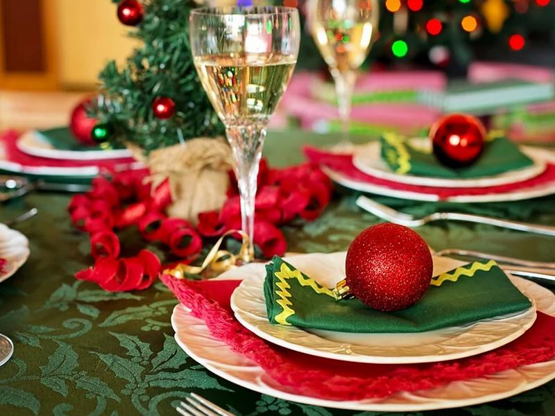 ¿Cómo puedo adelgazar en Navidad?