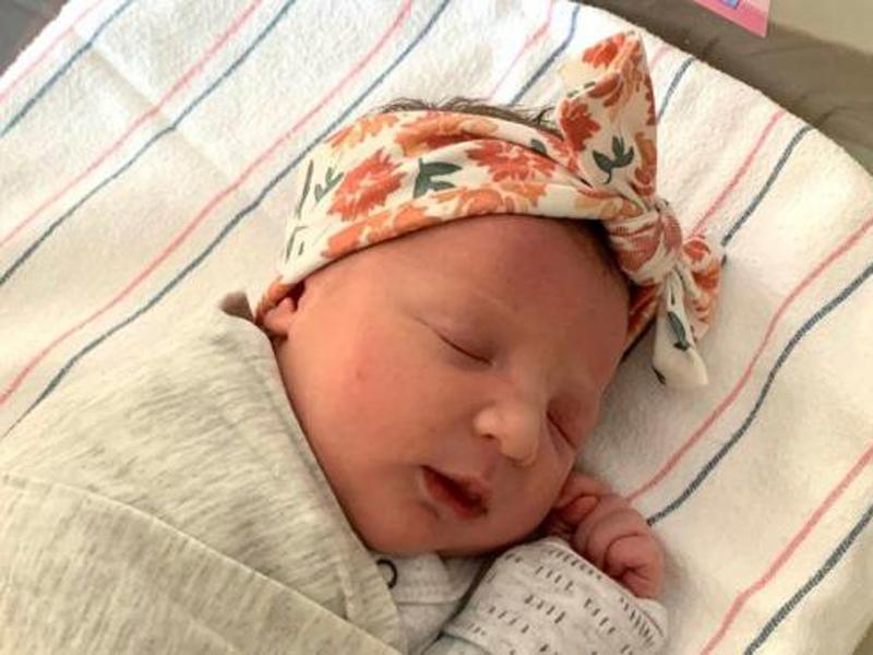 Nace un bebé de un embrión congelado hace 27 años