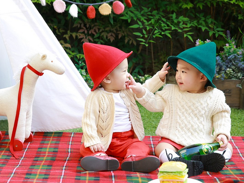 ¿Pueden nacer mellizos de diferente padre?