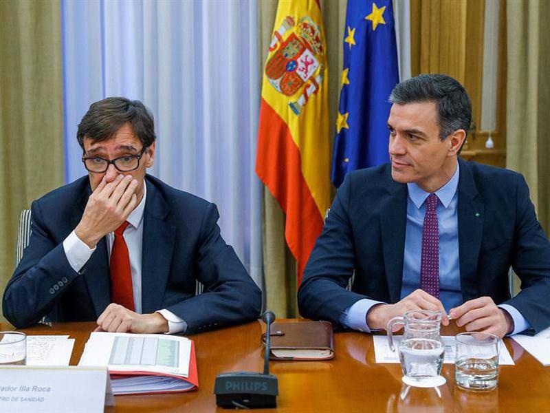 España revende vacunas de Covid-19 a Andorra
