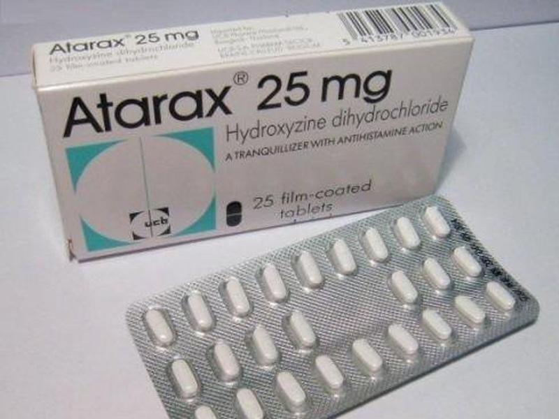 El Atarax inhibe el coronavirus