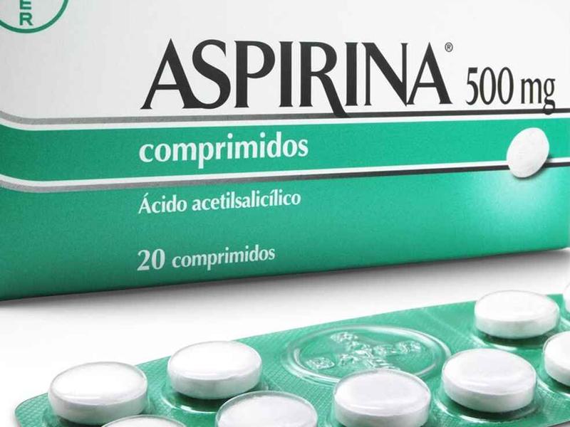 La Aspirina es eficaz contra el coronavirus