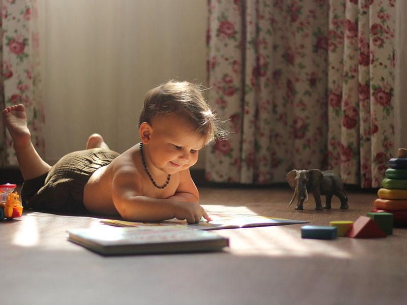 Los juguetes de madera potencian la imaginación de los niños