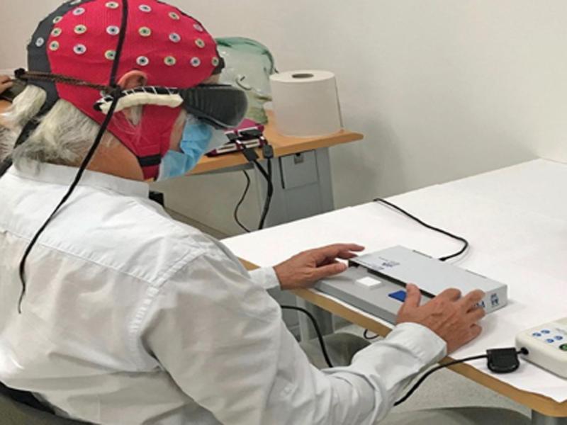 Un ciego recupera la vista gracias a una terapia