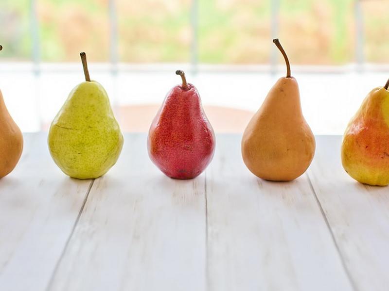 Come una pera tras hacer deporte para adelgazar mejor