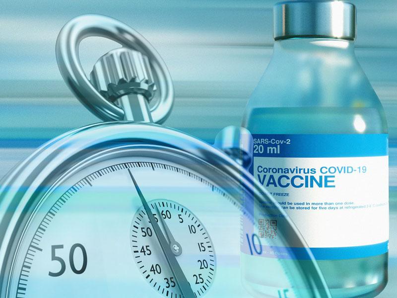 A Janssen se le caducan sus vacunas