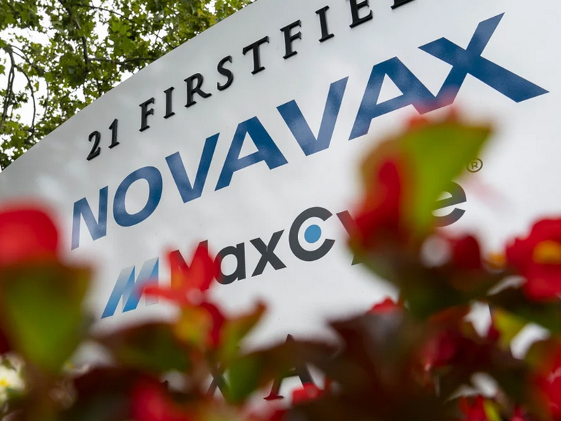 Novavax muestra su eficacia